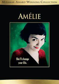 Amelie - (Region 1 Import DVD)