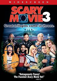 Scary Movie 3 - (Region 1 Import DVD)