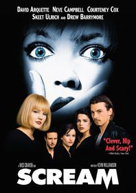 Scream 1 - (Region 1 Import DVD)