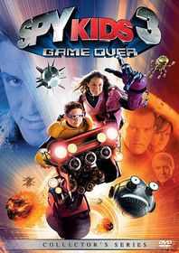 Spy Kids 3 - (Region 1 Import DVD)