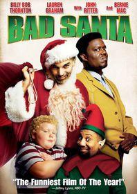 Bad Santa - (Region 1 Import DVD)