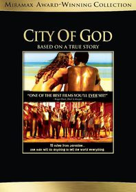 City of God - (Region 1 Import DVD)