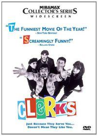 Clerks - (Region 1 Import DVD)