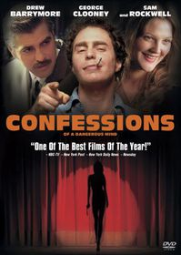 Confessions of a Dangerous Mind - (Region 1 Import DVD)