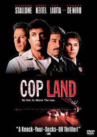 Cop Land - (Region 1 Import DVD)