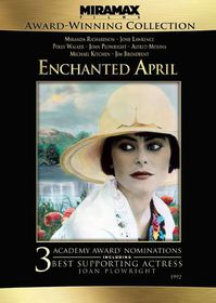 Enchanted April - (Region 1 Import DVD)