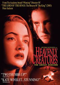 Heavenly Creatures - (Region 1 Import DVD)