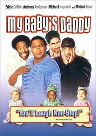 My Baby's Daddy - (Region 1 Import DVD)