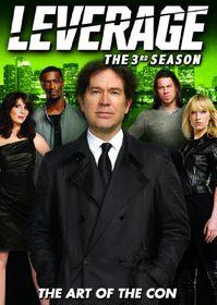 Leverage:Third Season - (Region 1 Import DVD)
