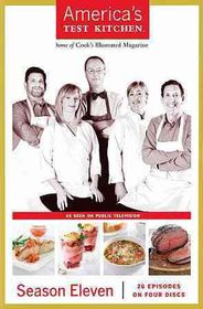 America's Test Kitchen Season 11 - (Region 1 Import DVD)