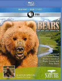 Nature:Bears of the Last Frontier - (Region 1 Import DVD)