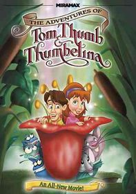 Adventures of Tom Thumb and Thumbelin - (Region 1 Import DVD)
