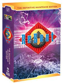 Reboot:Definitive Mainframe Edition - (Region 1 Import DVD)