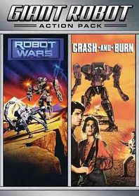 Crash and Burn/Robot Wars - (Region 1 Import DVD)