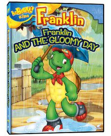 Franklin and the Gloomy Day - (Region 1 Import DVD)