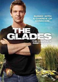 Glades Season 1 - (Region 1 Import DVD)