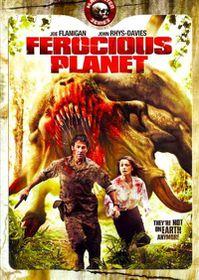 Ferocious Planet - (Region 1 Import DVD)
