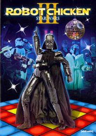 Robot Chicken Star Wars 3 - (Region 1 Import DVD)