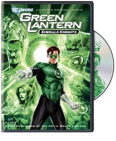 Green Lantern:Emerald Knights - (Region 1 Import DVD)