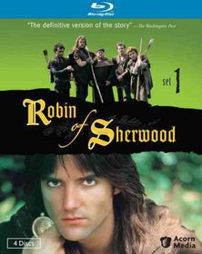 Robin of Sherwood Set 1 - (Region A Import Blu-ray Disc)