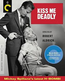 Kiss Me Deadly - (Region A Import Blu-ray Disc)
