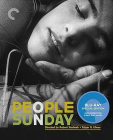 People on Sunday - (Region A Import Blu-ray Disc)