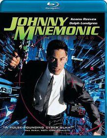 Johnny Mnemonic - (Region A Import Blu-ray Disc)