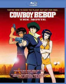 Cowboy Bebop:Movie - (Region A Import Blu-ray Disc)