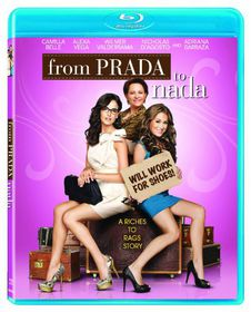 From Prada to Nada - (Region A Import Blu-ray Disc)