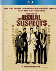 Usual Suspects (Limited Edition) - (Region A Import Blu-ray Disc)