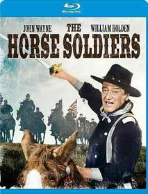 Horse Soldiers - (Region A Import Blu-ray Disc)