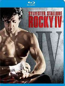 Rocky IV - (Region A Import Blu-ray Disc)