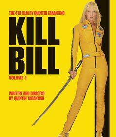 Kill Bill Vol 1 - (Region A Import Blu-ray Disc)