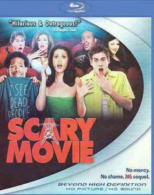 Scary Movie 1 - (Region A Import Blu-ray Disc)