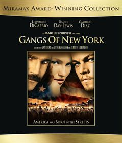 Gangs of New York - (Region A Import Blu-ray Disc)