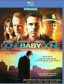 Gone Baby Gone - (Region A Import Blu-ray Disc)