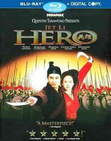 Hero - (Region A Import Blu-ray Disc)