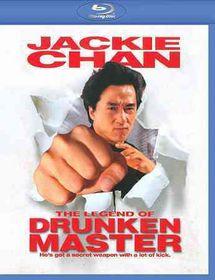 Legend of Drunken Master - (Region A Import Blu-ray Disc)