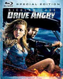 Drive Angry (Special Edition) - (Region A Import Blu-ray Disc)