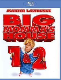 Big Momma's House/Big Momma's House 2 - (Region A Import Blu-ray Disc)