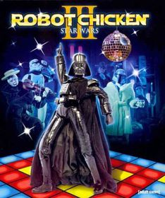 Robot Chicken Star Wars 3 - (Region A Import Blu-ray Disc)