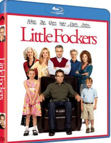 Little Fockers (2010)(Blu-ray)