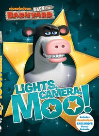 Back At The Barnyard: Lights, Camera, Moo  (DVD)