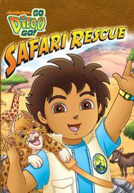 Go Diego Go: Safari Rescue (DVD)
