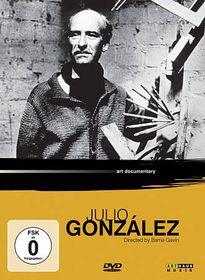 Julio Gonzalez - (Region 1 Import DVD)