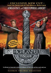 Highlander:Endgame - (Region 1 Import DVD)