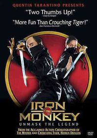 Iron Monkey - (Region 1 Import DVD)