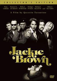Jackie Brown - (Region 1 Import DVD)
