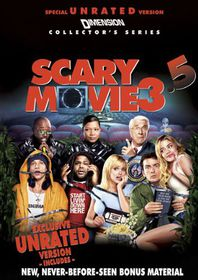 Scary Movie 3.5 - Special Unrated Version (Dimension Collector's Series)(Region 1 Import DVD)