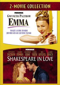 Emma/Shakespeare in Love - (Region 1 Import DVD)